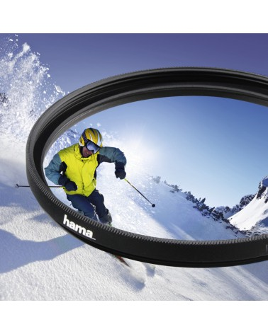 Filtro de protección UV / Hama 390, HTMC multicapa, 37,0 mm