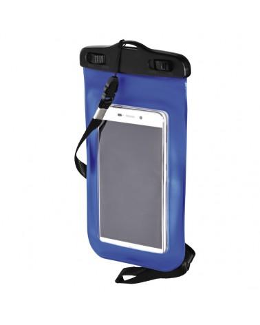 "Bolsa de exterior ""Active"" de Hama para smartphones, tamaño XXL, azul"