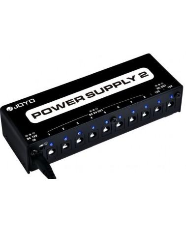 FUENTE PEDALES JOYO JP02 PEDAL POWER SUPPLY 2 FUENTE