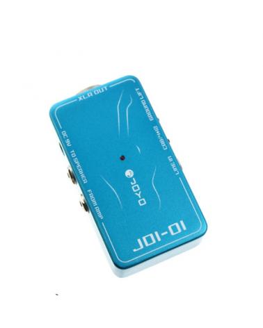 CAJA DIRECTA + JOYO DI BOX JDI01 PASSIVE DIRECT BOX WITH CABINET SIMULATION