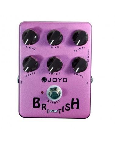 SATURACION BRITISH JOYO BRITISH SOUND JF16