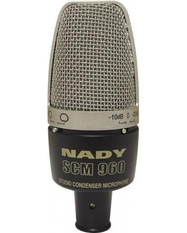 STUDIO MIC Nady SCM960 Studio Condenser Microphone
