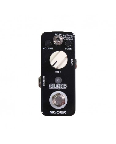 METAL MOOER Blade Metal Distortion pedal