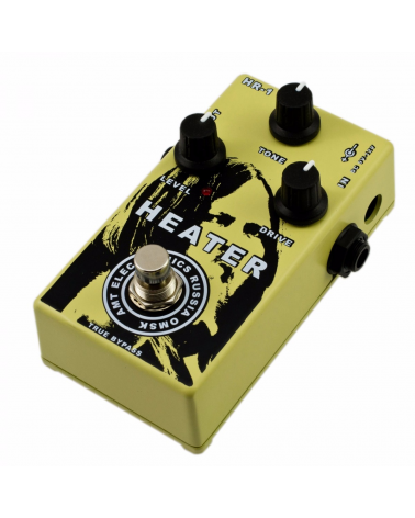 TUBE SCREAMER PEDAL AMT HR1 HEATER TUBE SCREAMER PEDAL