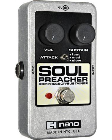EHX Soul Preacher   Compressor/Sustainer