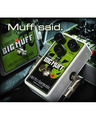EHX Bass Big Muff Nano Distorcion /Sustainer for bass