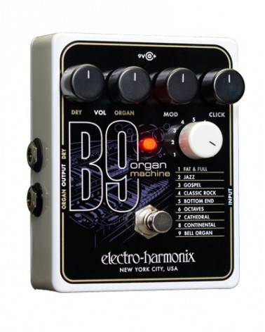EHX 9 B9 Organ Machine