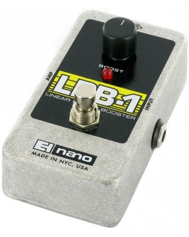 EHX LPB1 Ultra Lineal Booster