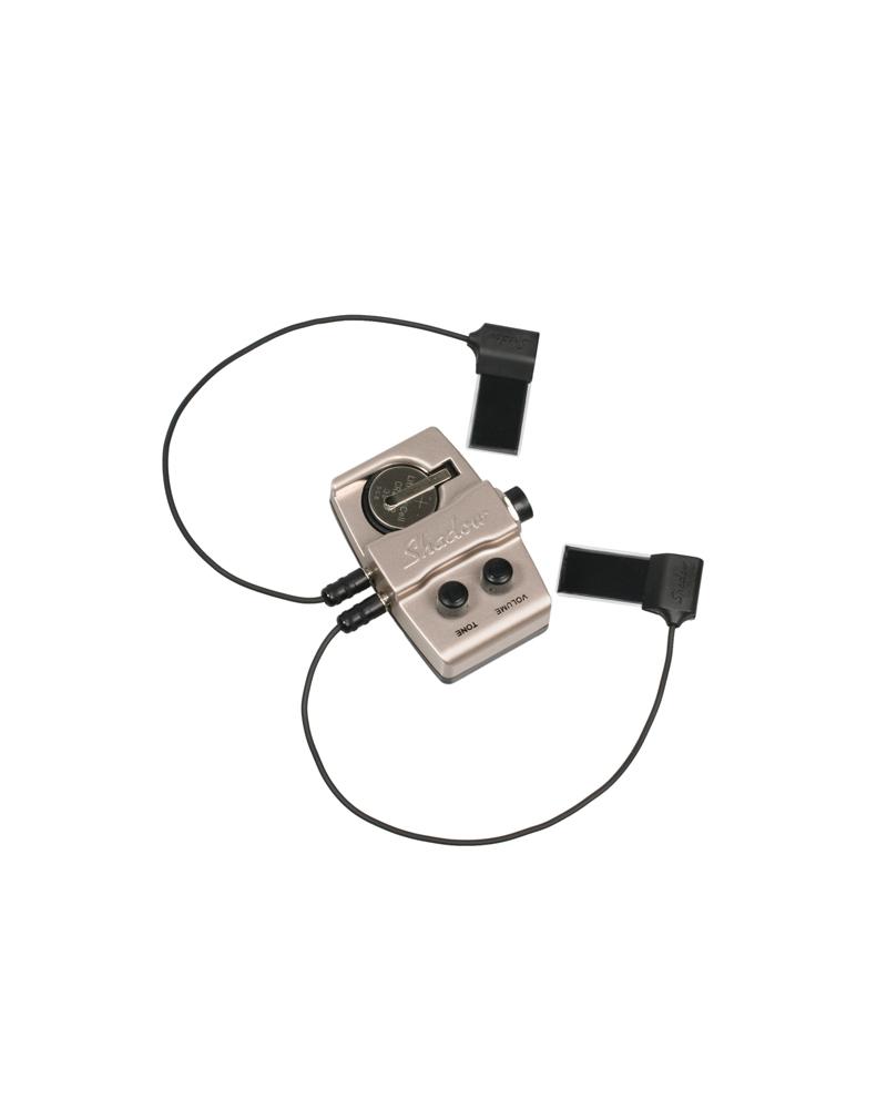 Cello Activa Shadow SH955 NFX Nanoflex Pickup with Preamp for Cello