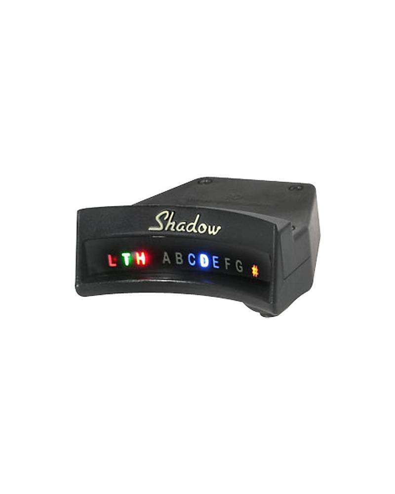 Afinador Interior Shadow SH Sonic Tuner Soundhole Tuner