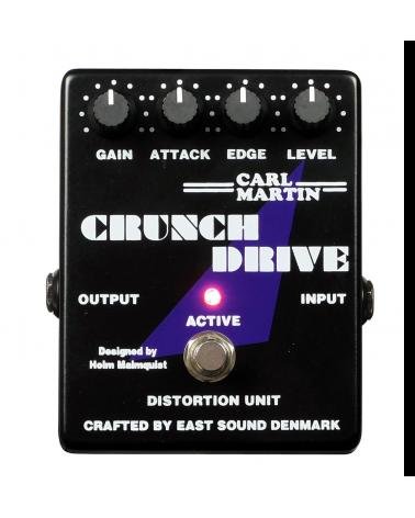 Blues a Valvulas Crunch Saturacíon Blues a Valvulas Carl Martin Crunch Drive