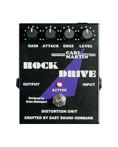 Saturación Carl Martin Rock Drive