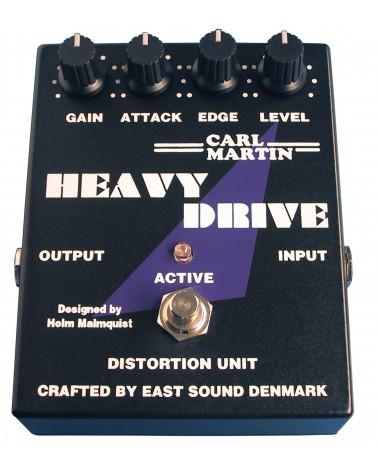 Rock Progresivo Hi-Gain Saturación Carl Martin Heavy Drive