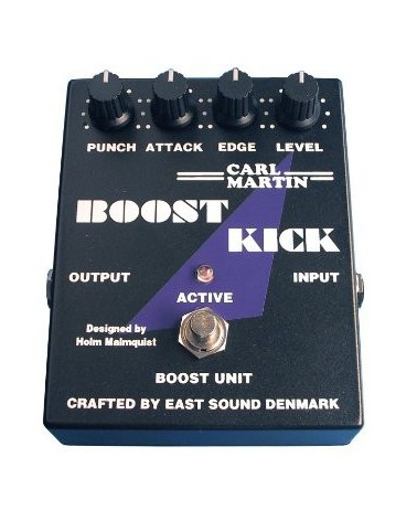 Booster con Tonos 220(V) Carl Martin Boost Kick