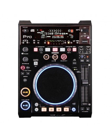 MEDIA PLAYER VOXOA P70 CD/MP3 USB PLAYER/ MIDI CONTROLLER TABLE TYPE
