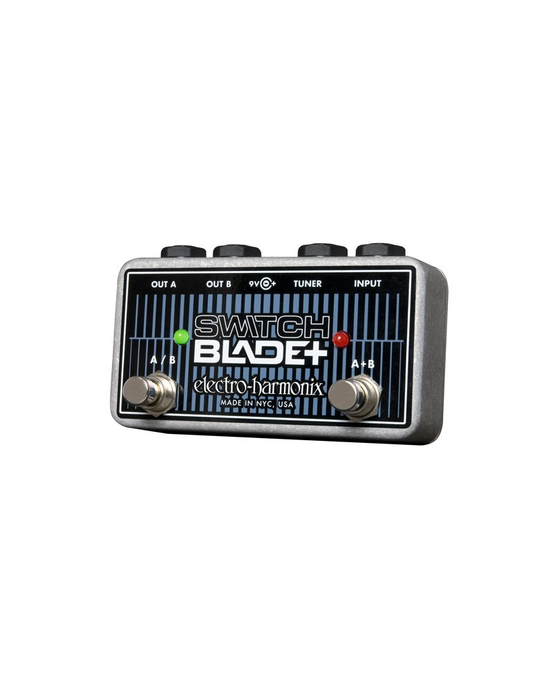 EHX Switchblade Plus   Channel Selector