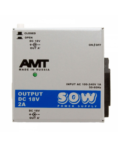 FUENTE MODULAR AMT PPSM18 SOW PS ACDC-18V