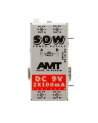 FUENTE MODULAR AMT PS92 SOW DC-9V 2X100MA
