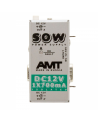 FUENTE MODULAR AMT PS121 SOW DC-12V 1X700MA