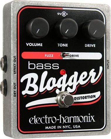 EHX Bass Blogger - Distortion/OD