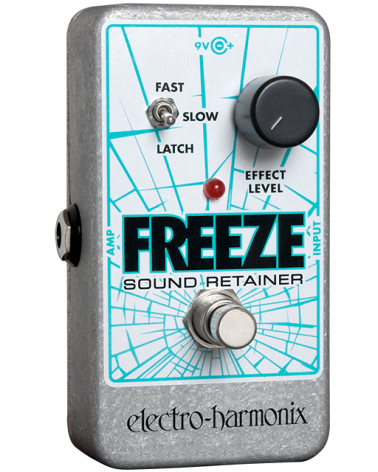 EHX Freeze   Sound Retainer