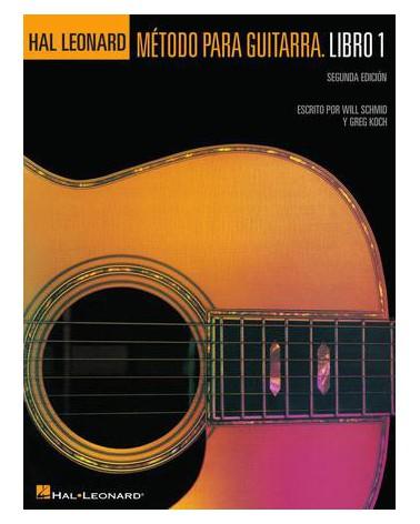 SPANISH EDITION: HAL LEONARD METODO PARA GUITARRA LIBRO 1 00697364
