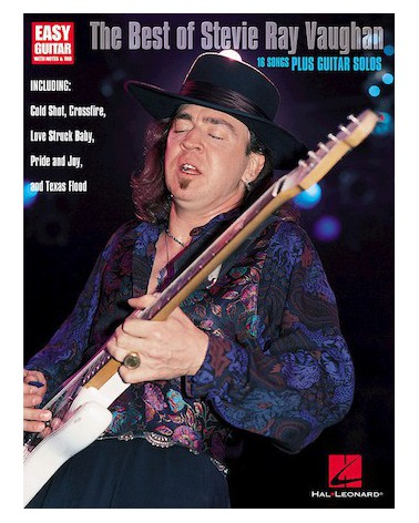 STEVIE RAY VAUGHAN THE BEST OF 00702108