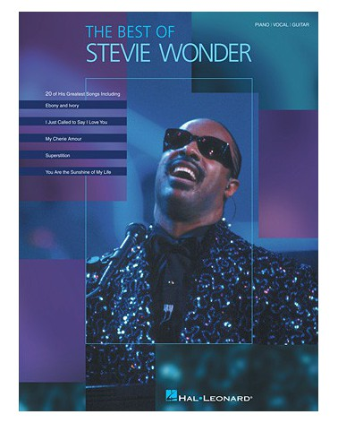 STEVIE WONDER THE BEST OF 00306420