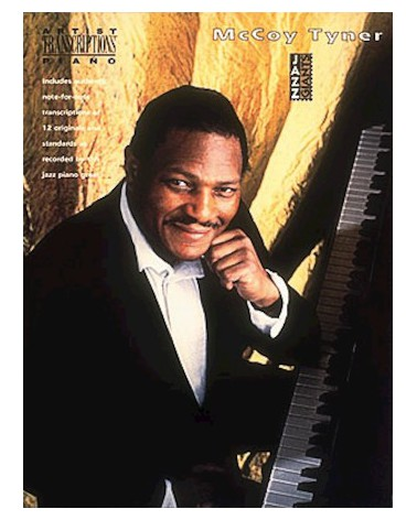 THE MCCOY TYNER COLLECTION Piano Transcriptions 00673215