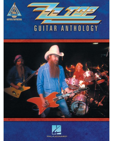 ZZ TOP – GUITAR ANTHOLOGY 00690589