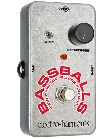 EHX BASSBALLS Twin Dynamic Envelope Filter