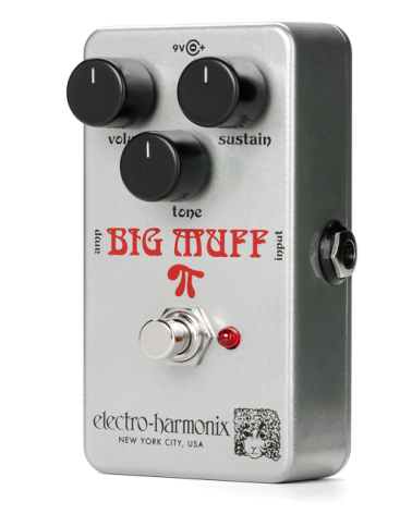 EHX RAM'S HEAD BIG MUFF Distortion/Sustainer