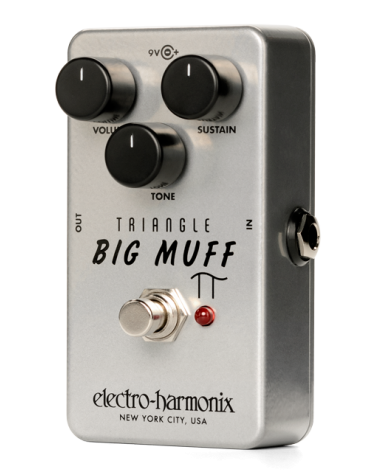 EHX TRIANGLE BIG MUFF Distortion/Sustainer